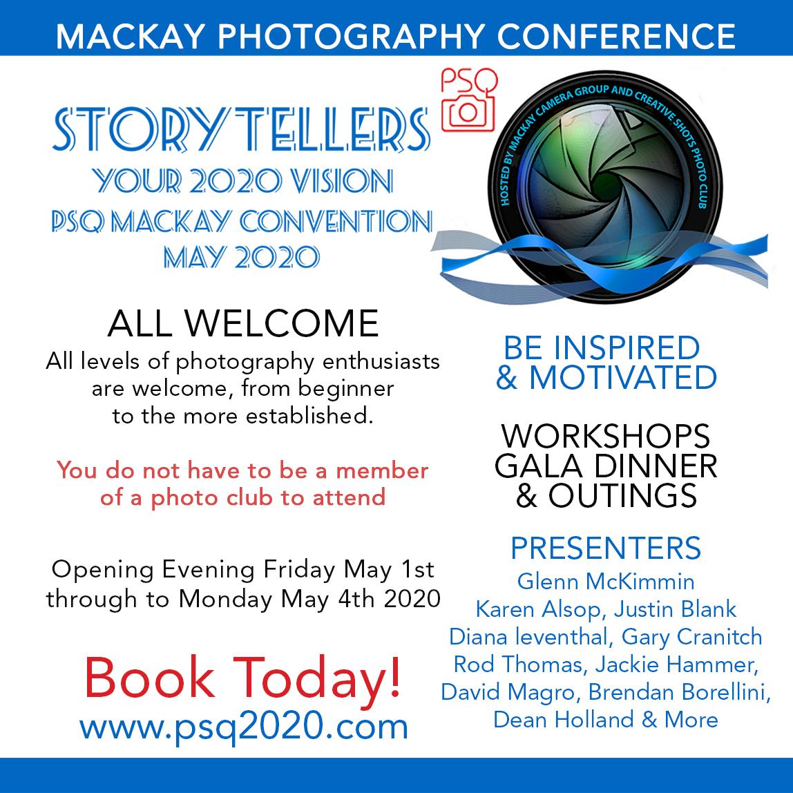 Mackay Photo Conference